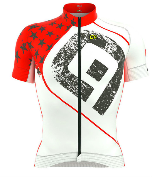 ALE Stars and Stripes PRR Red Jersey