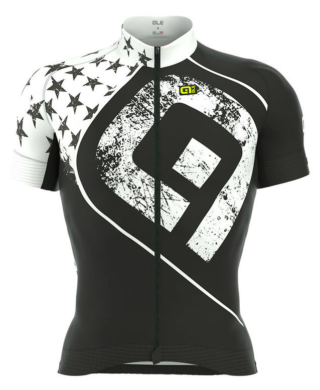 ALE Stars and Stripes PRR White Jersey