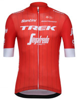 2018 Trek Segafredo Red Jersey