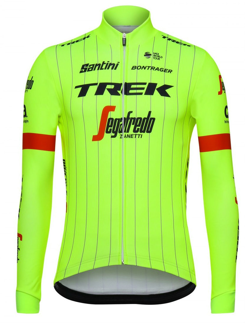 0372dbf87 2018 Trek Segafredo Long Sleeve Jersey.