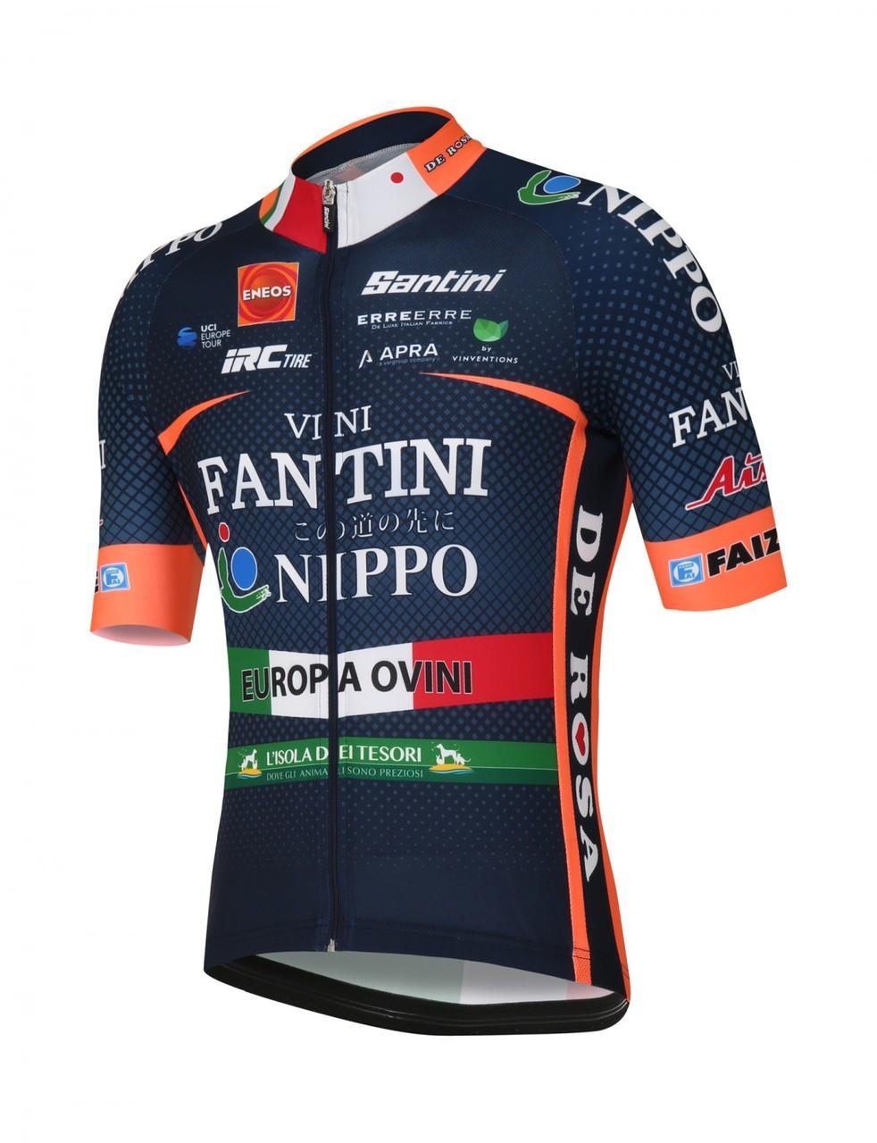 2018 Vini Fantini FZ Jersey