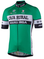 2018 Caja Rural Full Zip Jersey