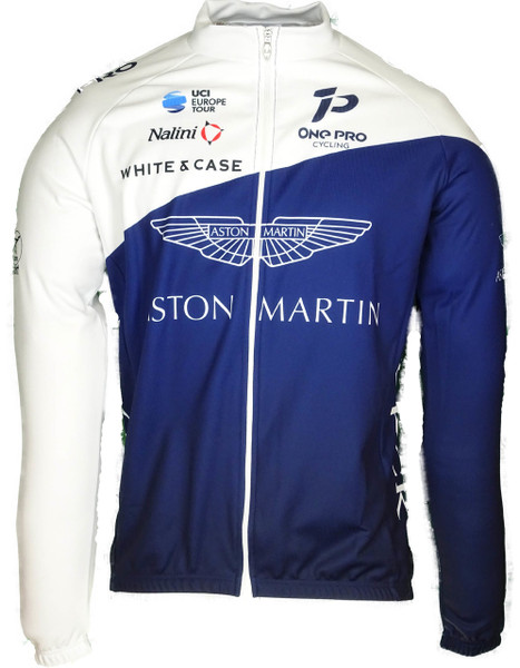 2018 One Pro Aston Martin Long Sleeve Jersey