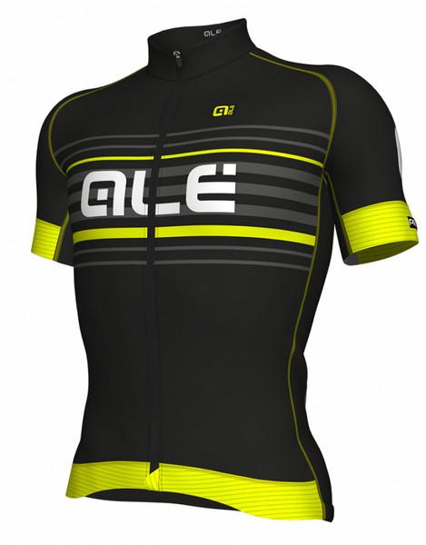 ALE' Salita PRR Black Yellow Jersey