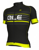 ALE' Salita PRR Black Yellow Jersey