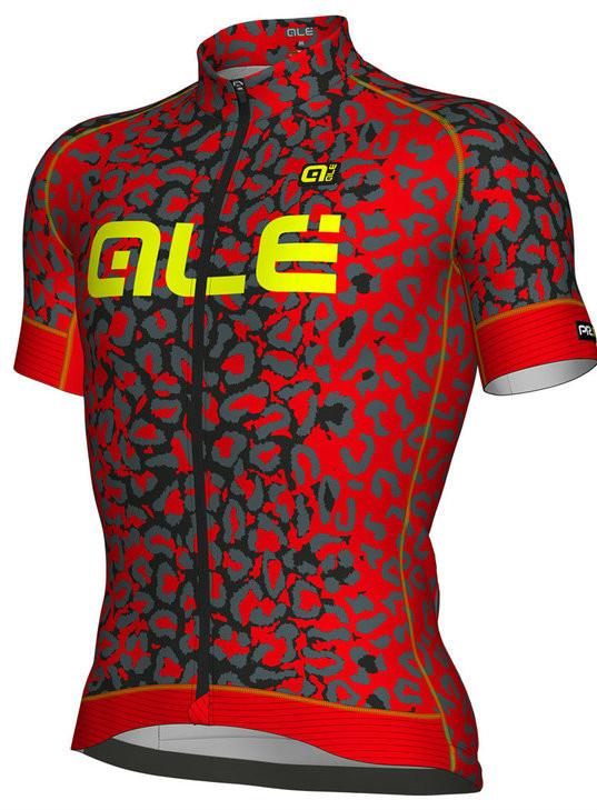ALE' Aguato PRR Red Jersey