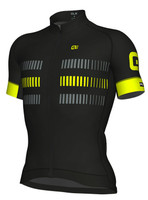 ALE' Strada PRR Yellow Fluo Jersey