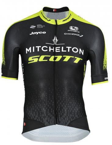 2018 Michelton Scott FRC Pro FZ Jersey