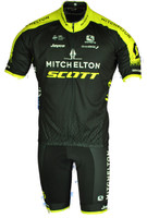 2018 Michelton Scott Velo Pro FZ Jersey