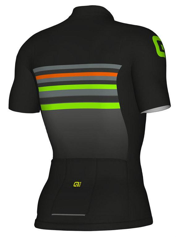 ... ALE Stripe Formula 1 Green Jersey Rear 0745232a0