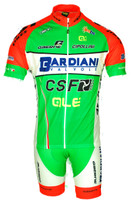 2018 Bardiani CSF Full Zipper Jersey