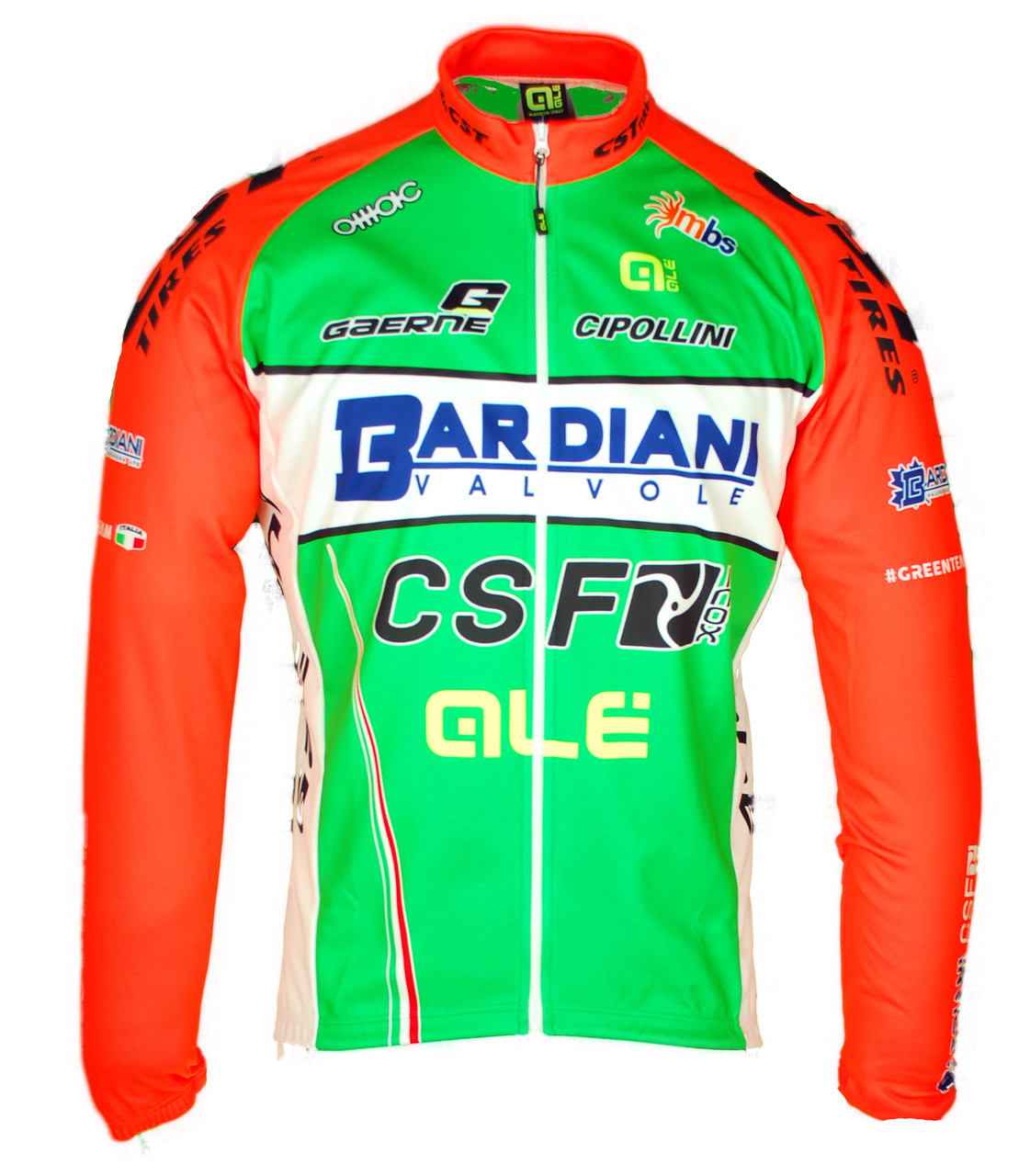 2018 Bardiani CSF Long Sleeve Jersey