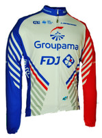 2018 Groupama FDJ Long Sleeve Jersey