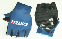 2018 French Cycling Federation Gloves