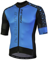 Nalini Velocita Blue Black Jersey
