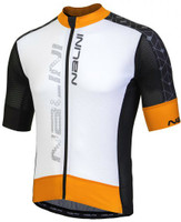 Nalini Velocita White Orange Jersey