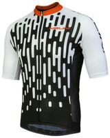 Nalini Podio White Black Jersey