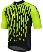 Nalini Podio Yellow Fluo Black Jersey