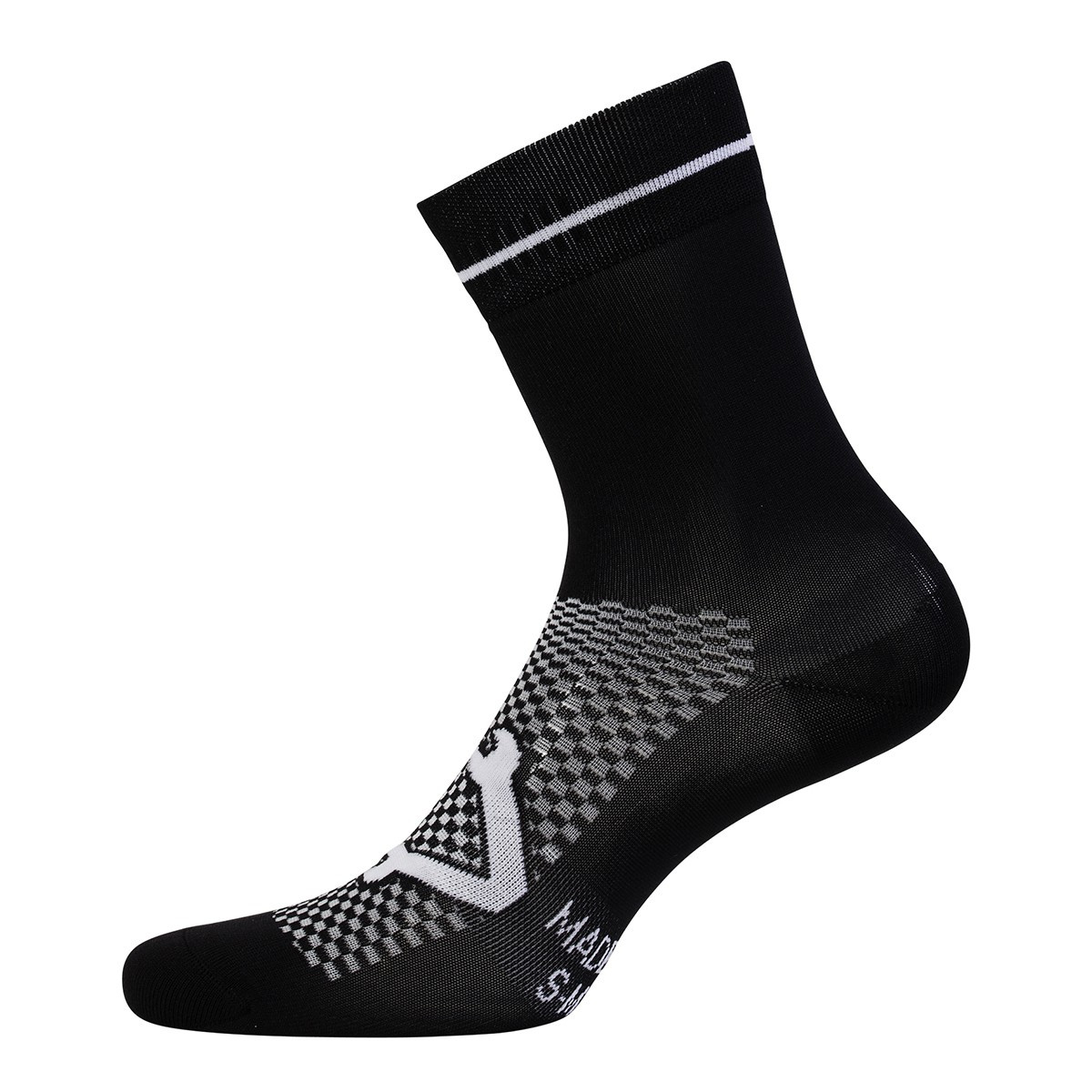 Nalini Lampo Black Socks