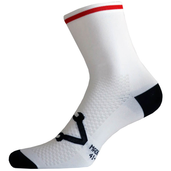 Nalini Lampo White Socks