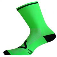 Nalini Lampo Green Socks