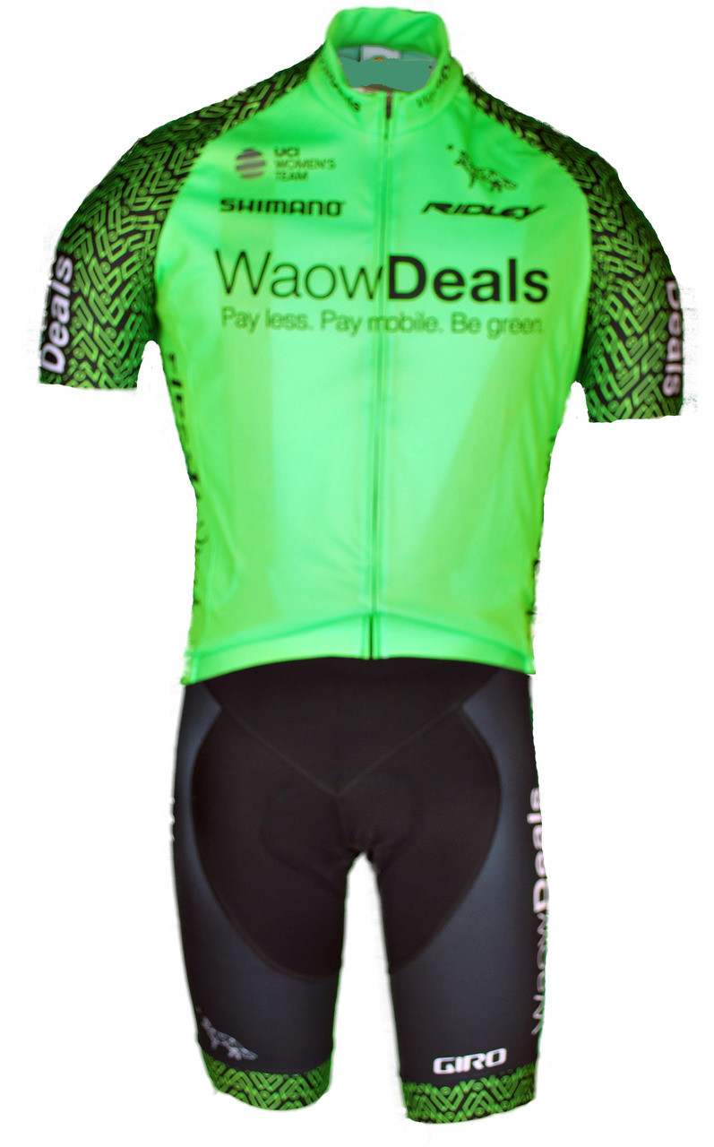 WaowDeals Racing Jersey  7c1903426