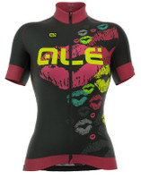 ALE' Smack PRR Yellow Women's Jersey