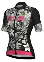 ALE' Sartana Formula1 Pink Black Women's Jersey