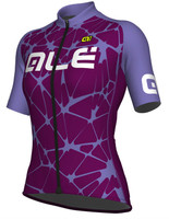 ALE' Cracle Solid Violet Women's Jersey