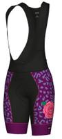 ALE' Agguato PRR Violet Women's Bib Shorts