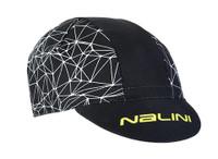 Nalini Rocca Black Mesh 4020 Cap