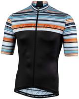 Nalini Seoul 1988 Stripes 4159 Black Jersey