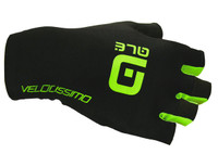 ALE Velocissimo Crono Black Summer gloves