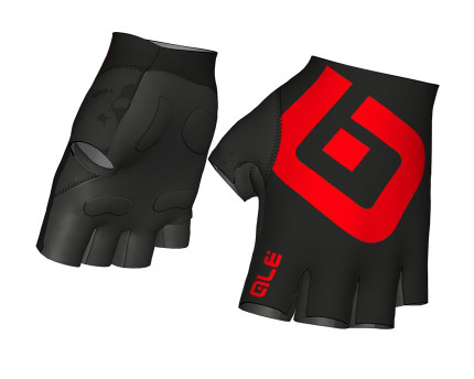 ALE Air Gloves Red Black Gloves