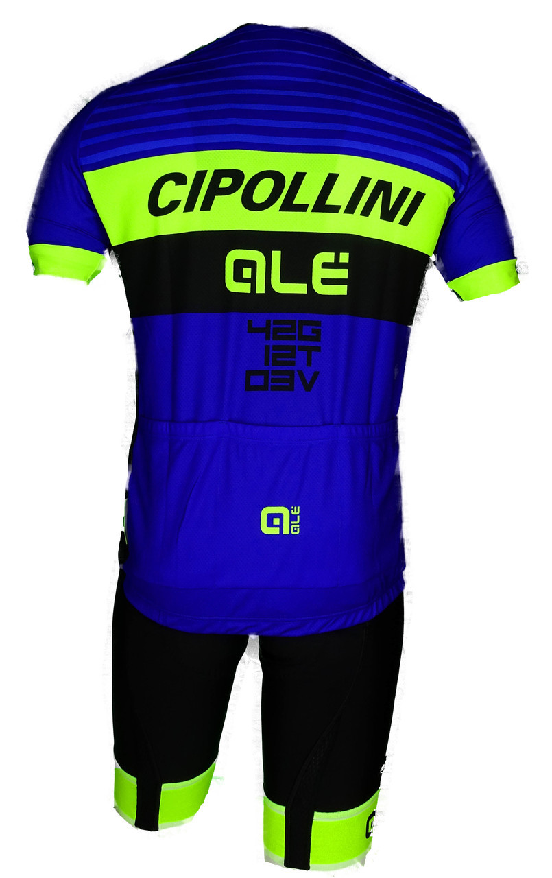 Cipollini ALE' Tribute Jersey Rear