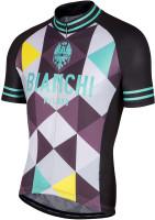 Bianchi Milano Black Stripe Jersey