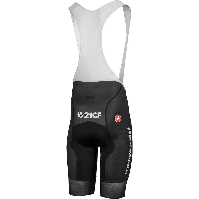2018 Sky TDF Ocean Rescue Volo Bib Shorts Rear