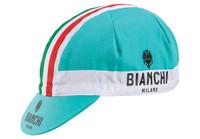 Bianchi Milano Neon Celeste Cap