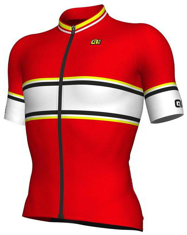 ALE Speedfondo Red Jersey