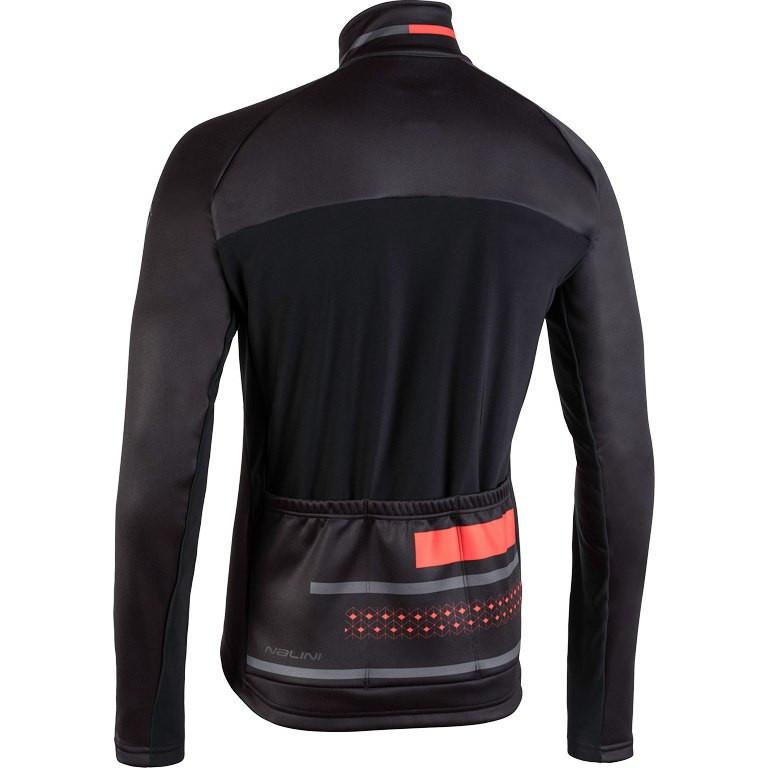 Nalini AHW WS Black Classica Jacket Rear