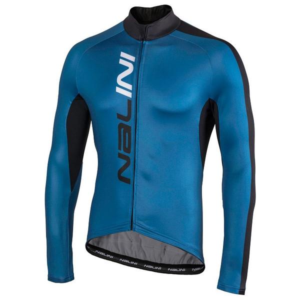 Nalini AHW LW Jersey Blue Long Sleeve Jersey