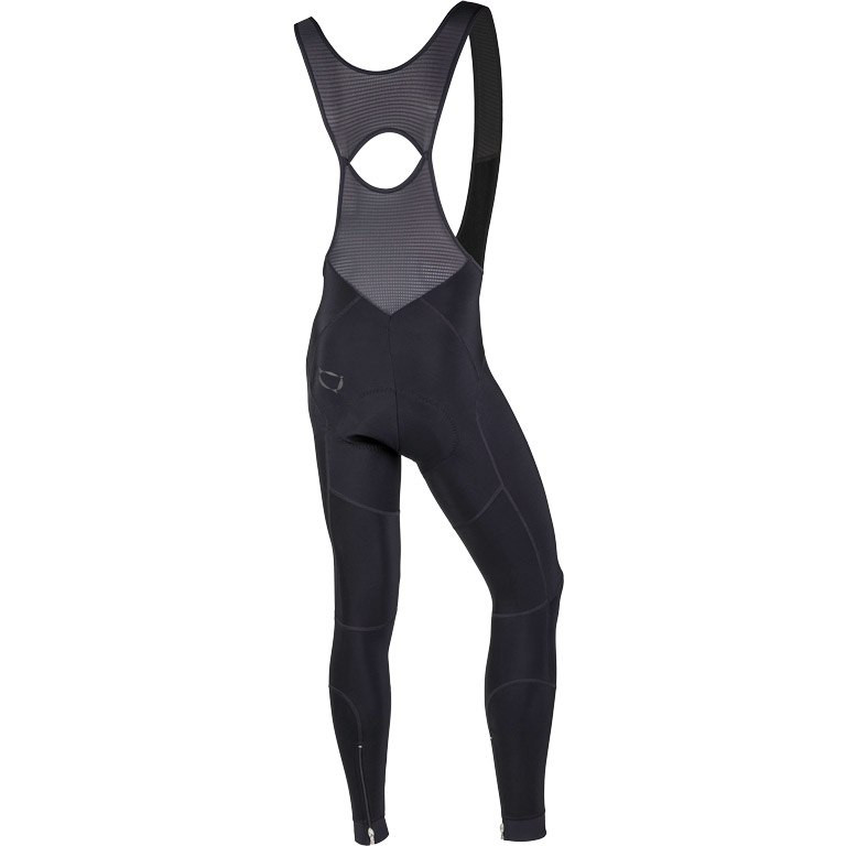 Nalini AHW Classica Black Bib Tights Rear