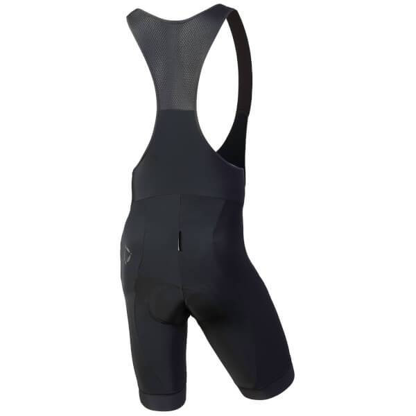 Nalini Nanodry Polaris Winter Black Bib Shorts Rear