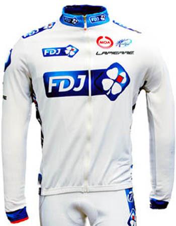 FDJ Classic Long Sleeve Jersey