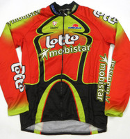 Lotto Mobistar Classic Long Sleeve Jersey