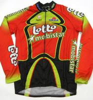 Lotto Mobistar Classic Long Sleeve Jersey