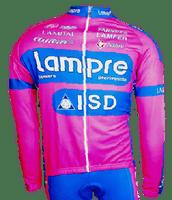 Lampre Classic Long Sleeve Jersey L4