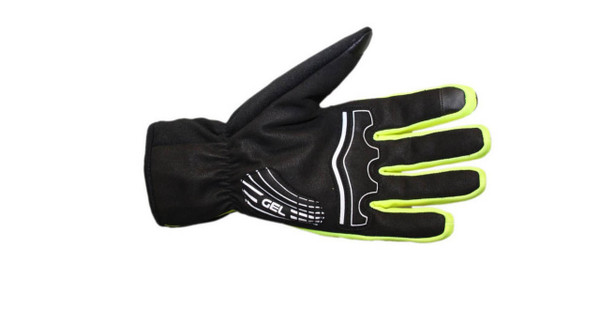 ALE' Winter Thermal Gel Black Gloves