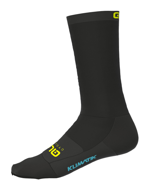 ALE' Klimatik Team Thermal Black Socks