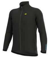 ALE' Klimatik Guscio Racing Black Jacket